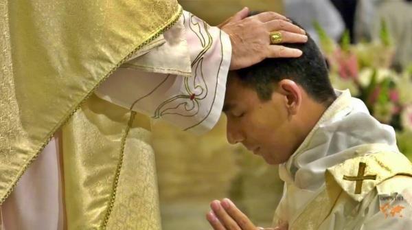 Welcome to Iloilo, Fr. Dante!