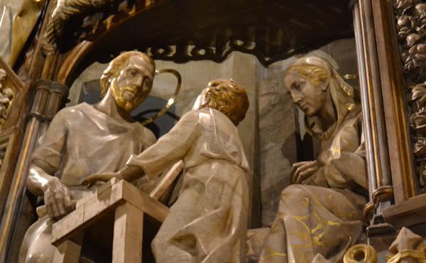 Opus Dei - I Josefs verksted