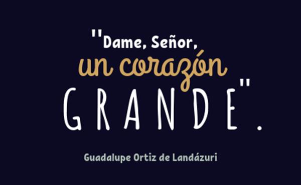 Opus Dei - Descarga un wallpaper y haz oración con Guadalupe