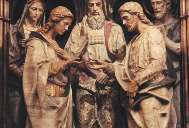 Opus Dei - Был ли св. Иосиф женат на Деве Марии вторым браком?
