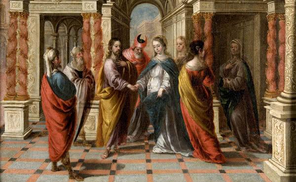 Opus Dei - Giftet den hellige Josef seg to ganger?