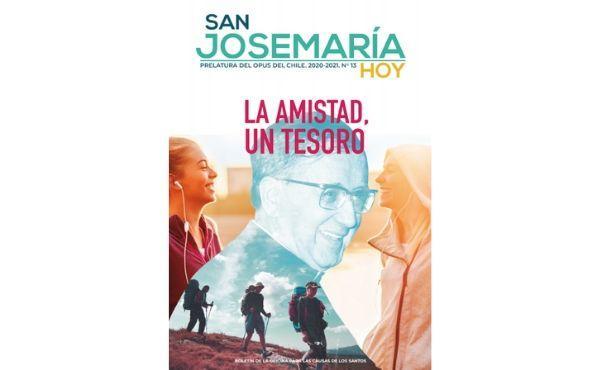 Boletín San Josemaría Hoy 2020