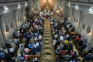 La fiesta del beato Álvaro en Barracas