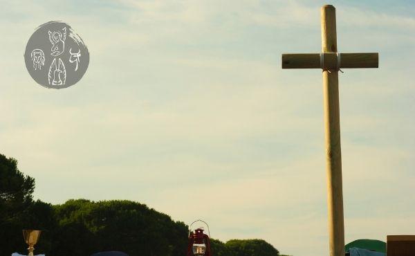 Au fil de l'Évangile de mardi : le serpent de Moïse et la croix de Jésus