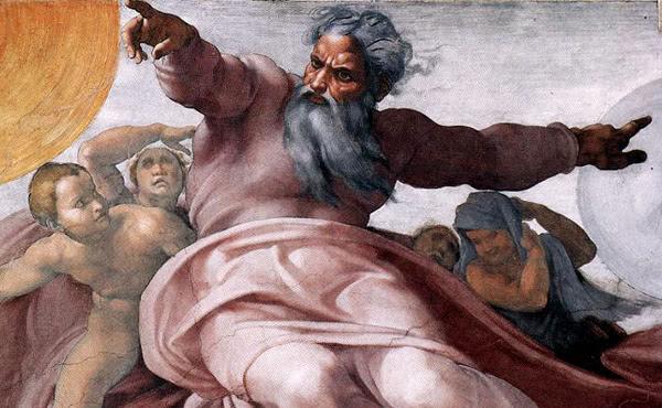 Opus Dei - 第四課題:天主的本性和行動