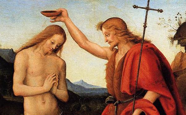 第十八課題:聖洗和堅振聖事