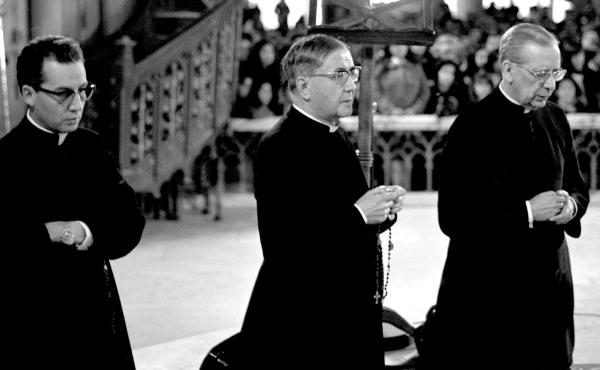 Opus Dei - Ik zoek Uw gezicht Heer!