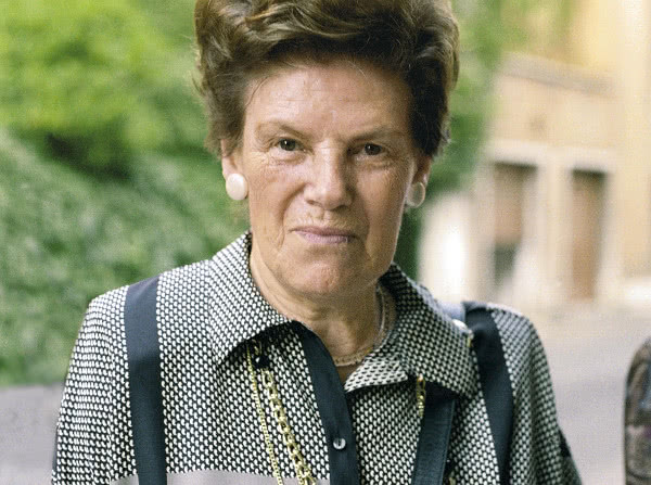 Opus Dei - Dora del Hoyo: Sie schuf ein Zuhause