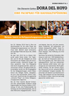 Dora del Hoyo - neues Informationsblatt über die Dienerin Gottes