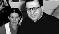 Dora del Hoyo e san Josemaría Escrivá