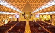 Misa u čast svetog Josemarije u Dubaiju