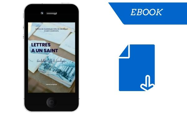 "eBook ""Lettres à un Saint"""