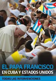 Libro electrónico: El Papa Francisco en Cuba y Estados Unidos