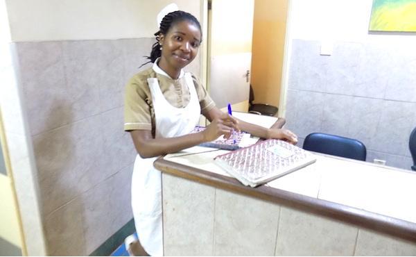 «Apaixonei-me outra vez pela enfermagem»