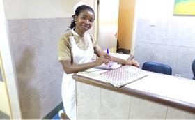 «Od nowa zakochałam się w zawodzie pielęgniarki»