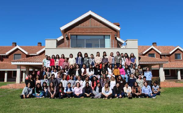 Opus Dei - Encuentro Sudamericano del Servicio reunió a estudiantes de cuatro países
