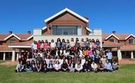 Encuentro Sudamericano del Servicio reunió a estudiantes de cuatro países