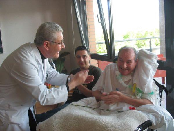 "Opus Dei - ""He brought joy to many patients"""