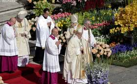 「復活主令人驚喜的宣報敦促我們自省」