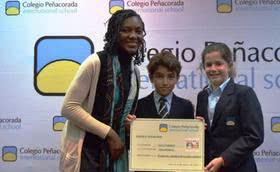 Peñacorada ve en Ebele Okoye la lucha contra la «discriminación sistemática» a la mujer