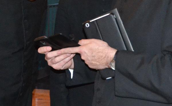 En bönbok för mobilen och läsplattan