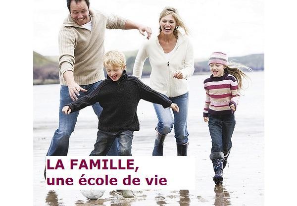 Opus Dei - LA FAMILLE, une école de vie