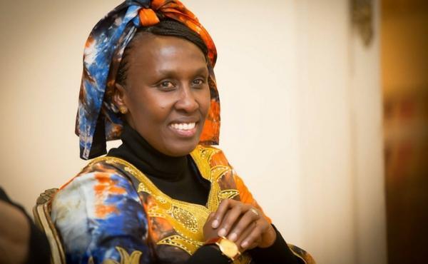 Ecos del Premio Harambee 2017 a la Promoción e Igualdad de la Mujer Africana, Antoinette Kankindi