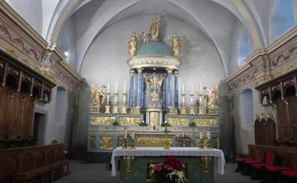 Saint Josémaria à Chamonix