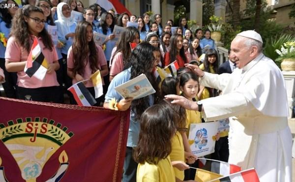 Opus Dei - 埃及是希望的標記,無論在歷史上還是在今天