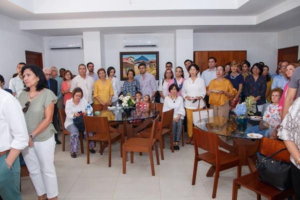 Opus Dei - Nicaragua: Última piedra de EL CARRIZAL