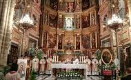 El Opus Dei peregrina a Guadalupe con su prelado monseñor Echevarría