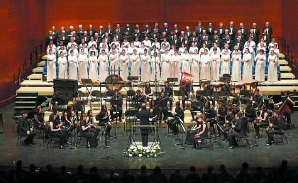 El Orfeón Donostiarra protagonizará el Concierto Solidario de los Jóvenes