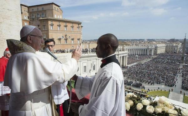 La Semana Santa con el Papa Francisco