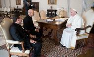 Francisco agradece al Opus Dei su gran labor espiritual y social en todo el mundo