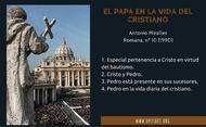 El Papa en la vida del cristiano