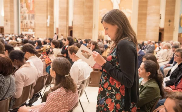 Opus Dei - El beato Álvaro del Portillo le devolvió la esperanza de ser madre