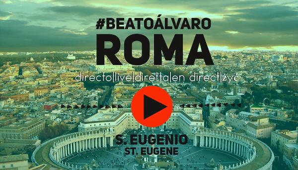 Opus Dei - Transmisiones en directo desde Roma por YouTube