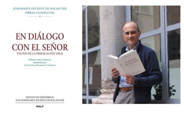 Opus Dei - Presentación del libro «En diálogo con el Señor»