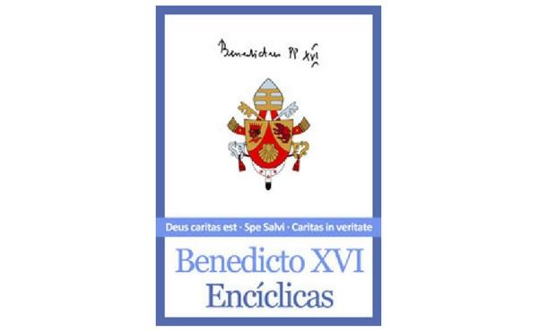 """Opus Dei - Libro electrónico: """"Encíclicas de Benedicto XVI"""""""