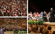 Encontro com o Prelado na Jornada Mundial da Juventude (2016)