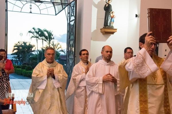 Opus Dei - San José, Costa Rica. Una Misa y una historia desde Pavas