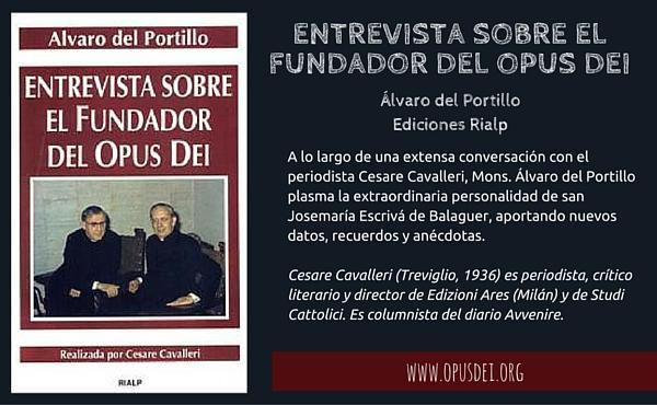 Opus Dei - Entrevista sobre el Fundador del Opus Dei
