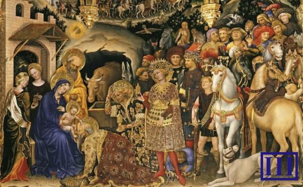 Opus Dei - 主显节:圣母玛利亚——东方的晓星