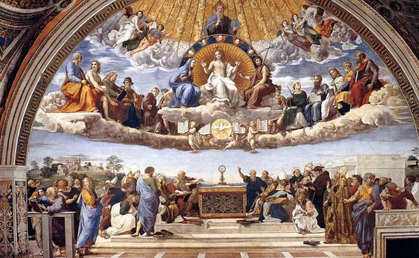 Opus Dei - 我要敬拜的耶稣在圣堂这里