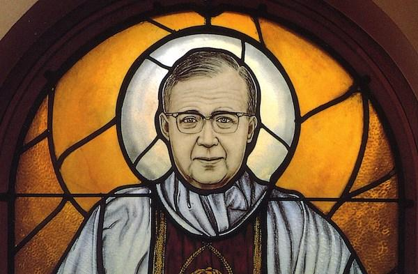 Online Masses in Britain on the feast of St Josemaría