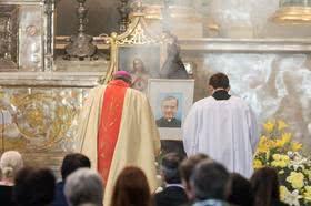 Kvietimas dalyvauti šv. Mišiose Opus Dei steigėjo šventės proga
