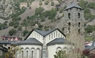 Missa d'acció de gràcies a Andorra la Vella