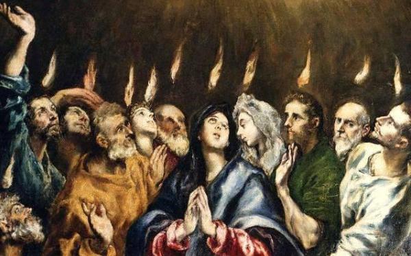 Opus Dei - Decenarium przed Zesłaniem Ducha Świętego