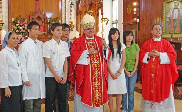 """""""Jeg har aldri sett en sterkere tro enn blant forfulgte katolikker i Kina"""""""