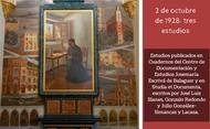 2 de octubre de 1928: tres estudios sobre la fundación del Opus Dei